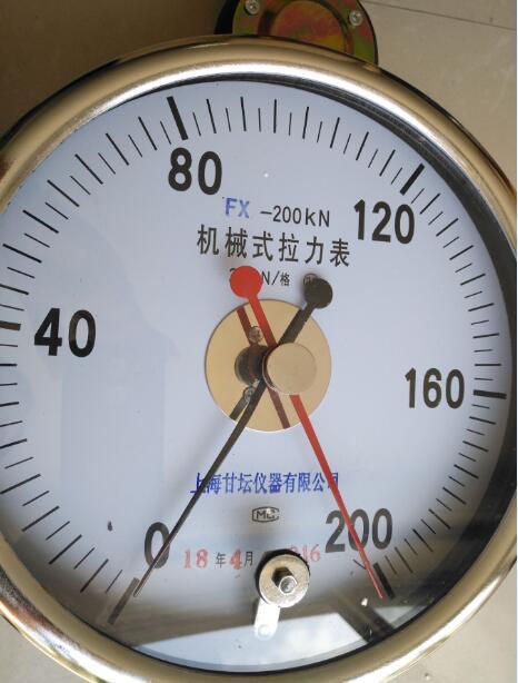 10KN拉力表价格_机械重力测力计_1吨指针拉力仪