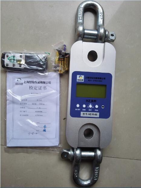 1吨直视拉力计带遥控器_10000n数显推拉测力计